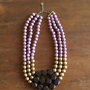 Accessories - Chunky statement necklace